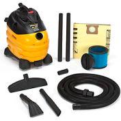 Shop-Vac® 10 Gallon 6.5 Peak HP Portable Wet Dry Vacuum