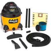 Shop-Vac® 18 Gallon 6.5 Peak HP Wet Dry Vacuum - 9625310