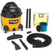 Shop-Vac® 18 Gallon 6.5 Peak HP Wet Dry Vacuum