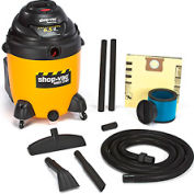 Shop-Vac® 22 Gallon 6.5 Peak HP Wet Dry Vacuum