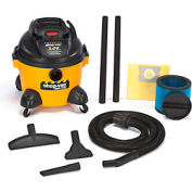 Shop-Vac® 6 Gallon 3.0 Peak HP Wet Dry Vacuum 9650610