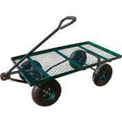 Sandusky® Nursery Flat Wagon FW3820 38 x 20 1000 Lb. Capacity