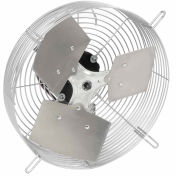 """TPI 10"""" Guard Mounted Direct Drive Exhaust Fan CE10-D 1/12HP"""