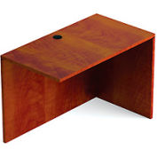 "Offices To Go™ Return Desk - 42""W x 24""D x 29-1/2""H - Dark Cherry"