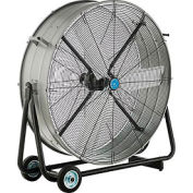 "36"" Tilt Drum Blower Fan - Portable - Direct Drive - 11200 CFM - 1/3 HP"