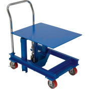 "Vestil Portable Die Lifting Table DIE-2430-36 2000 Lb. Cap. 24"" to 36"" Height"