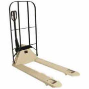 Wesco® Pallet Truck with Installed Cargo Backrest 272296 5500 Lb. Capacity