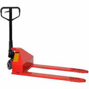 Vestil Super Low Profile Pallet Truck PM2-3344-SLP 33 x 44 2200 Lb. Capacity