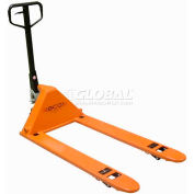 ECO MINI Narrow Fork Pallet Jack Truck 114248 3300 Lb. Capacity 20.5 x 48