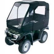 QuadGear Deluxe ATV Cabin - Black