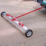 "Trailblazer Magnetic Sweeper - 48"" W"