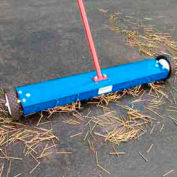 "AMK Magnetics Magnet P.I. Floor Sweeper, 32""W, P-32"