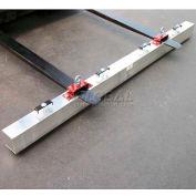 "Load Release Roadmag Magnetic Sweeper - 84"" W"