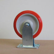 """5"""" Polyurethane Rigid Caster 5125PPY-R for Little Giant® Carts"""
