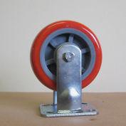 "6"" Polyurethane Rigid Caster 6229-RR for Little Giant® Carts"