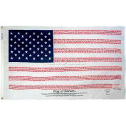 3X5 FT NYL FLAG OF HONOR 10TH ANNIV