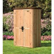 Suncast® 5' x 3' Cedar Wood Shed