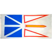 3 x 6 ft Nylon New Foundland Flag