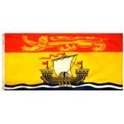 3 x 6 ft Nylon New Brunswick Flag