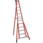 Werner 12' Fiberglass Tripod Step Ladder - FTP6212