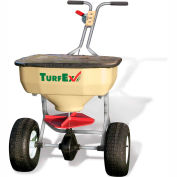 75 Lb. Capacity Heavy Duty Stainless Steel Push Spreader