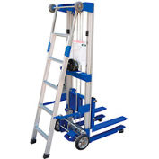 Optional Ladder A-LIFT-EHP-LAD for Vestil Hand Operated Lift Truck (Model 242027)