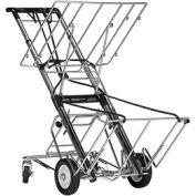 Norris Products 730 Super Tech 4 Wheel Folding Luggage Cargo Cart 400 Lb. Cap.