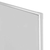 "Plastic Laminate Partition Panel 57-3/4"" W x 58"" H Folkstone"