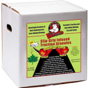 Bare Ground Slip Grip Infused Traction Granules - 15 Lb. Box
