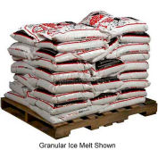 Bare Ground 50 Lb. Bag Granular Ice Melt w/ CACL Pellets - Pallet
