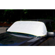 Bare Ground Windshield Protecting Cover
