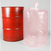 Global Industrial™ Flexible Round Bottom Antistatic Drum Liners 10 mil 40 Units per Case - Pkg Qty 40
