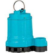 Little Giant 509207 9EN Series Sump Pump - 20' Power Cord