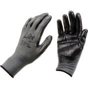 PIP® G-Tek® GP™ Nitrile Coated Nylon Grip Gloves, X-Large, 12 Pairs