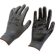 PIP® G-Tek® GP™ Nitrile Coated Nylon Grip Gloves, Large, 12 Pairs