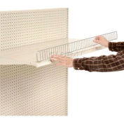 "36""L X 3""H Shelf Wire Front"