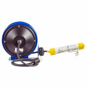 Coxreels PC10-3016-C Compact Efficient Heavy Duty Power Cord Reel w/ A Fluor. Tube Light, 16 Ga.