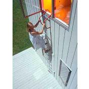 ResQLadder® 35 Foot Emergency Escape Ladder with Sleeves - FL35SL