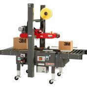 "3M-Matic™ Top & Bottom Drive Random Case Sealer w/ 2"" Taping Head, 46-1/4""L x 37-3/4""W x 104""H"