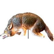 Bird-X 3-D Coyote Replica Pest Deterrent Decoy - COYOTE-3D