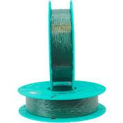 Paper/Plastic Standard Twist Tie Ribbons, 30-2500, 2500'L Green