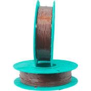 Paper/Plastic Standard Twist Tie Ribbons, 30-2500, 2500'L Tan