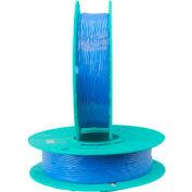 """Tach-It Non-Metallic Twist Tie Material, 2000'L x 5/32""""W, Blue"""