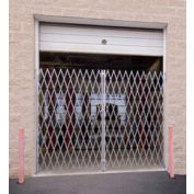 "Illinois Engineered Products PFG2480 Double Folding Gate 22'W to 24'W and 7'6""H"