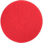Spray Buff Pad - Red (10/case) - Pkg Qty 5