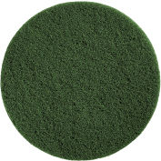 Scrubbing Pad - Green (10/case) - Pkg Qty 5