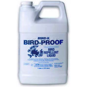 Bird-X Bird Proof Liquid, 1 Gallon Bottle - BP-LIQ-1