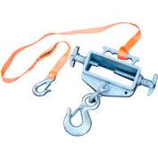 Vestil Forklift Hook Attachment Single Fork S-FORK-4/6-RL 4000 Lb. Rigid Hook