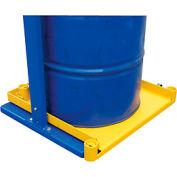 Optional Roll-Out Base MTC-RB for Vestil Manual Trash Compactor