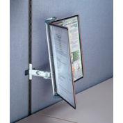 Tarifold® t-office Partition Wall Bracket Starter Set, 10 Pockets
